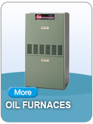 Learn more about dependable Rheem Oil Furnaces