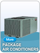 Learn more about dependable Rheem Package Air Conditioners