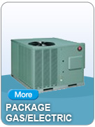 Learn more about dependable Rheem Gas/Electric Package Units