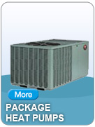 Learn more about dependable Rheem Package Heat Pumps