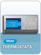 Learn more about dependable Rheem Thermostats